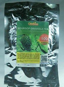 Ooobies Store Sauersack-Tee (Graviola), 100 Blätter