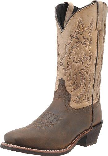 Breakout Golden Western Aged Tan Boot Men's Laredo Bark AqCwR5P