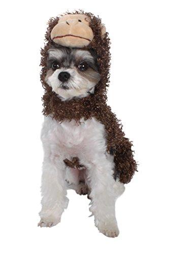 AKC-American Kennel ClubClub AK3045-M Halloween Hooded Monkey Pet Costume, Medium]()