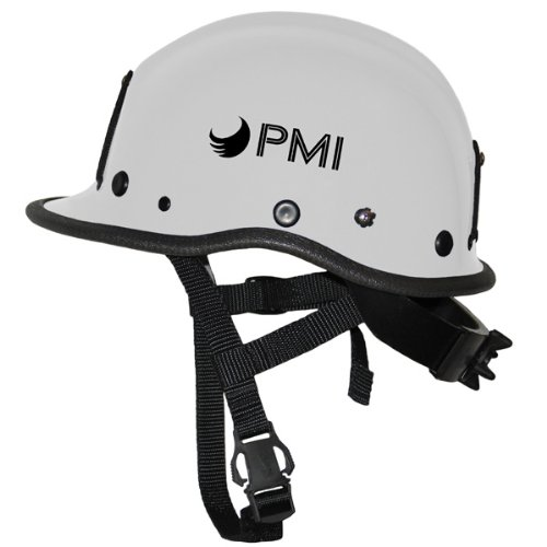 PMI Advantage NFPA Helmet-White