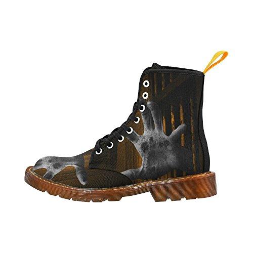 D-story Schoenen Zombie Hand Stijgende Veter Martin Laarzen Voor Heren