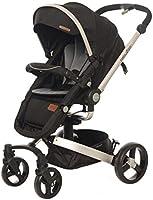 Baby2Go Volo Private Travel Sistem Bebek Arabası, Siyah