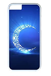 Brian114 Moon 3 Phone Case for the iPhone 6 Plus White