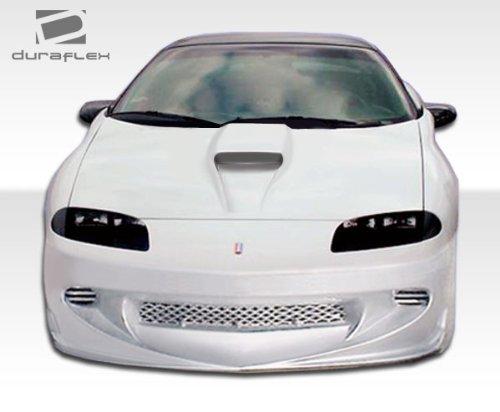 Sport Hood Fiberglass - 1993-1997 Chevrolet Camaro Duraflex Super Sport Hood - 1 Piece