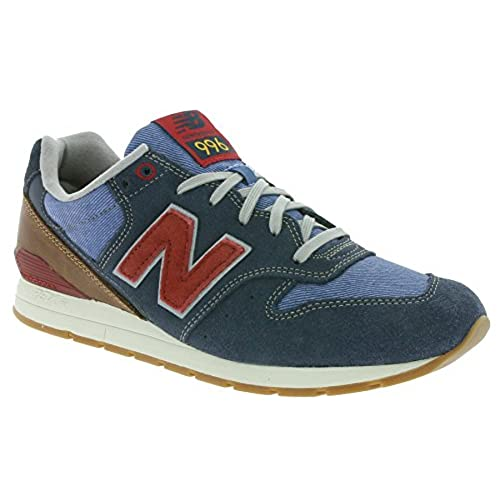 premium selection e3bf7 5aab7 lovely New Balance MRL 996 NF Navy 42