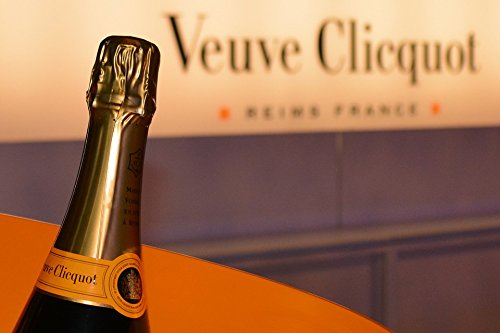 (Home Comforts Laminated Poster Champagne Bottle Champagne Veuve Clicquot Luxury Poster Print 24 x 36)