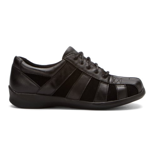 sale low cost Apex Women's Comfort Black Leather/Suede sale find great Inexpensive cheap price shopping online free shipping clearance official 31jPy1