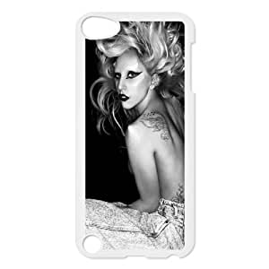 LGLLP Lady Gaga Phone case For Ipod Touch 5 [Pattern-6]