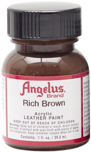 Angelus Acrylic Paints 1oz Color Rich -
