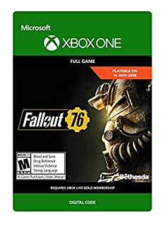 Fallout 76 - Xbox One [Digital Code] (B07DK34CW9) | Amazon Products