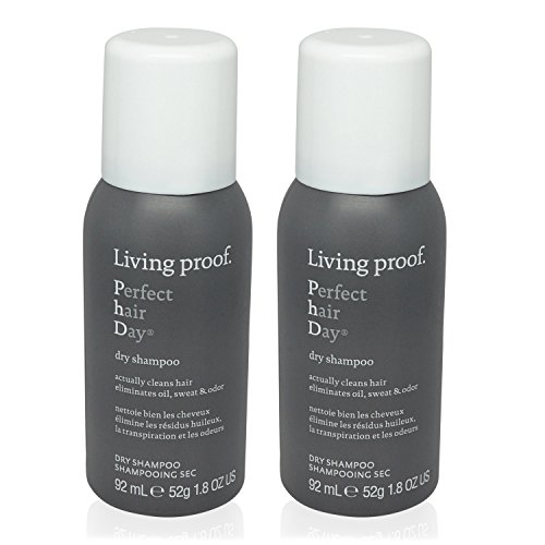 Living Proof Perfect Hair Day Dry Shampoo, 1.8 Ounce 2 pack by Living Proof