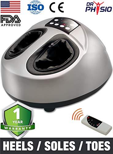 Dr Physio (USA) Electric Powerful Shiatsu Foot Massager Machine...
