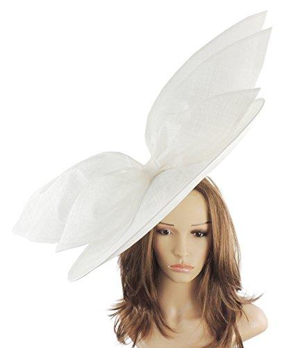 Cressida Negro Cinta Pelo Única El Talla Para By Mujer Hats 6SxfwqH5x