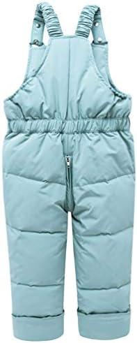 AURNEW Girls' Waterproof Ski Jacket Windproof Down Jacket Snowsuit with Snow Ski Bib Pants Set Outfits(FBA)