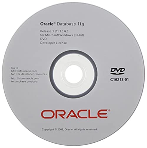 Oracle Database 11g DVD: 9780132555241: Computer Science