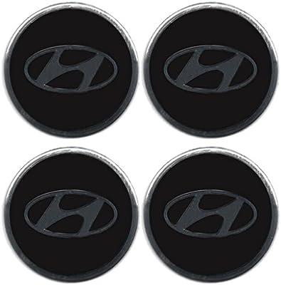 Hyundai Rueda Centro Aleaciones de logotipo de adhesivo ...