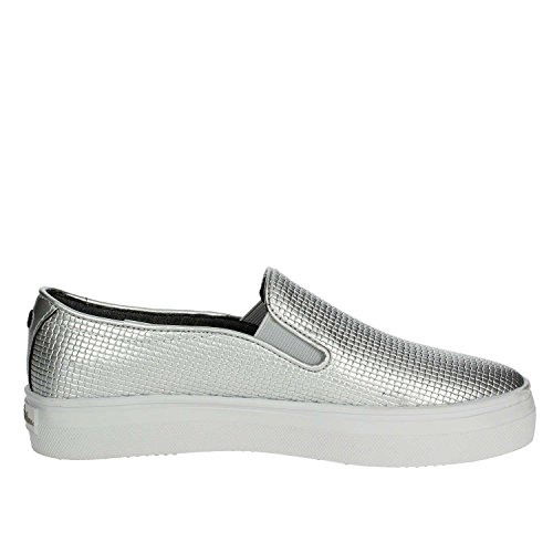U.s. Polo Assn TRIXY4155S7/YL3 Slip-on Schuhe Damen Silber