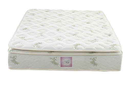 Signature Sleep Mattress, Queen Mattress, 13 Inch Hybrid Coil Mattress, Soft, Queen