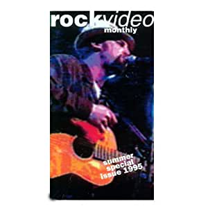 Rock Video Monthly / Summer Special Issue 1995 VHS