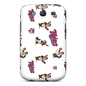 Hot Snap-on Minnesota Twins Hard Cover Case/ Protective Case For Galaxy S3