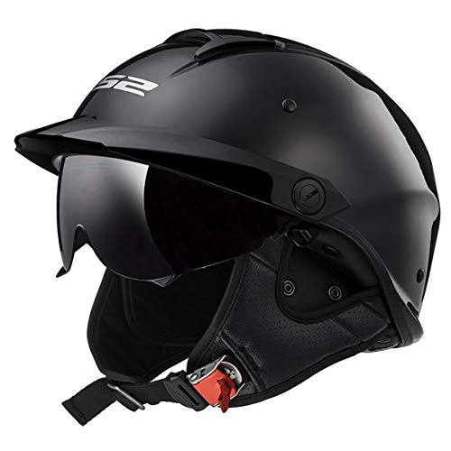 LS2 Helmets Rebellion Motorcycle