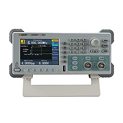 OWON AG2062F 2 Channel Arbitrary Waveform Generator with Counter
