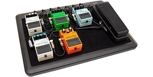 SKB PS8 Powered Pedal Board with Gig Bag by SKB