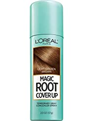 L'Oreal Paris Magic Root Cover Up Gray Concealer Spray...