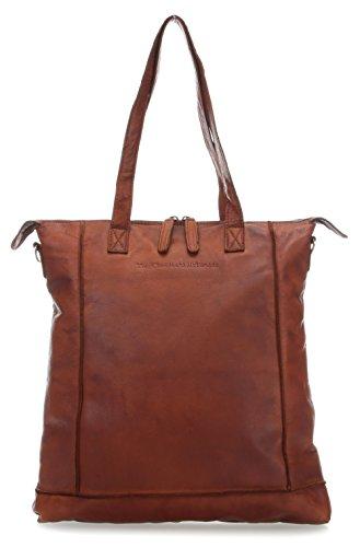 The Bag Lyra Brand Cm Chesterfield Shopper Leather 34 Axq7vPA