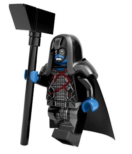 Lego Superheroes The Milano Spaceship Rescue Building Set