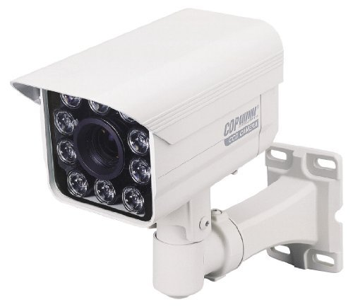 Cop Security 15-CO502IC All-in-One Camera 368X Power Zoom with ICR, High Power IR LEDs (White) [並行輸入品] B01LXBFQU9