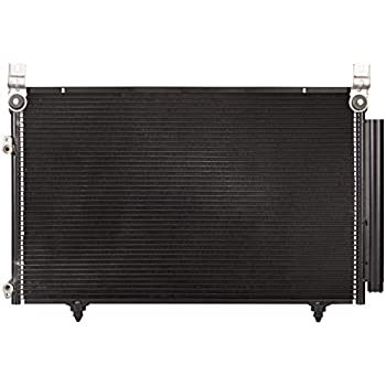 AC Condenser A//C Air Conditioning w// Receiver Drier for 01-07 Toyota Highlander