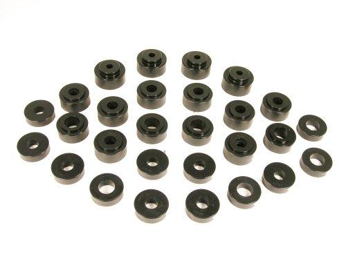 Prothane 7-124-BL Black Body Mount Kit