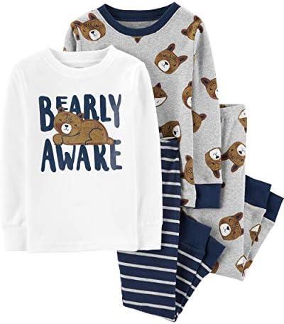 Carters Toddler Monkey Pajama Cotton product image