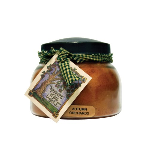 A Cheerful Giver A Autumn Orchards 22 oz. Mama Jar Candle, 22oz -