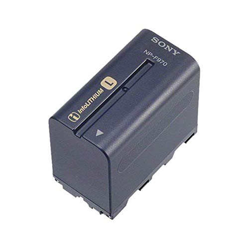 NP F970 NP-F970 Rechargable Battery Info Lithium L Compatible for Sony DCR-VX2100E HDR-FX1 HXR-NX3 HDRFX7 NEX-FS700RH Camcorder Handycam