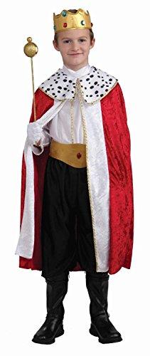 Forum Novelties Regal King Child Costume, (King Robe Costume)