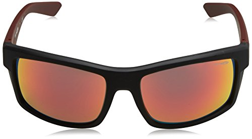 CORNER Noir Arnette AN4216 Fuzzy Redmirror Sonnenbrille Black MAN wCwI5n4xq