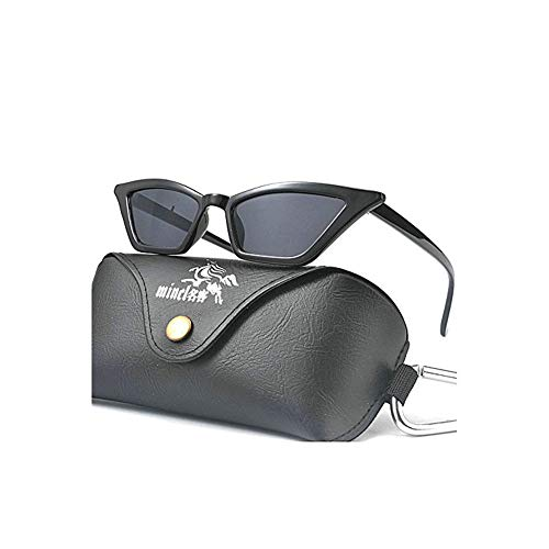 MINCL/2018 Hot Sale Fashion Small Sexy Cat Sunglasses Womens Vintage Designer Shades UV400 ()