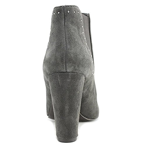 Lauren By Ralph Lauren Womens Vivianne Almond Toe Fashion Boots Caviglia Antracite Kidsuede