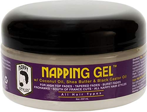 - Nappy Styles Napping Gel 8oz