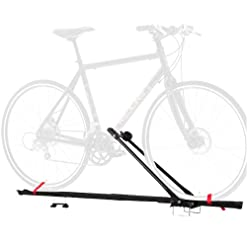 CyclingDeal Frame-Mount Roof Bike Rack With Lock