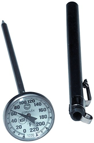 dial temperature gauge - 6