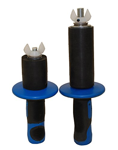 Stretch Film Dispenser - Hand Applicator - 3'' (Short) Hand Bundling (1 Dispenser) - EP-760-1S by Miller Supply Inc