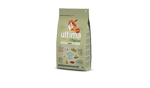 ULTIMA Nature alimento para gatos adultos con pollo bolsa 1.2 Kg ...