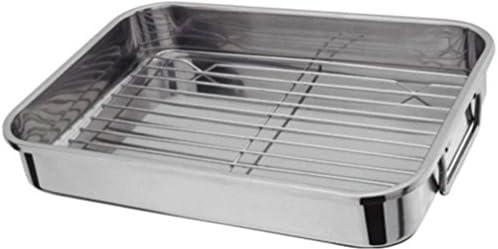 Bandeja de horno de acero inoxidable rejilla de horno de horno ...