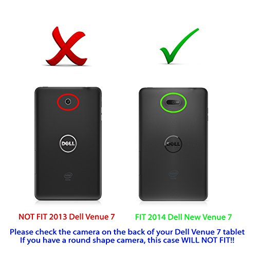 Buy Dell Venue 7 3740 Series Tablet (7 inch, 16GB, Wi-Fi 3G Voice ...