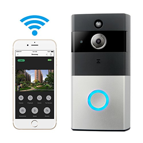 Doorbell Security Storage Real Time Detection product image