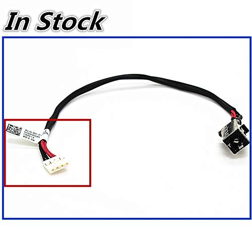 Cables /& Connectors New Laptop DC Power Jack Cable Charging Socket Connector Plug Port Wire for Toshiba Satellite P50 P55 S50 S55 S55T S55t-B Cable Length: Buy 5 Pieces