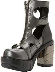 Pleaser Womens Sinister 61 DGY B Ankle Boot